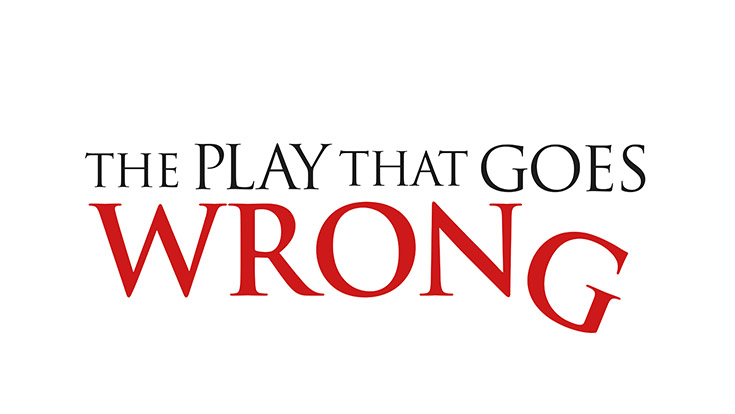 Logo for The Play that Goes Wrong
